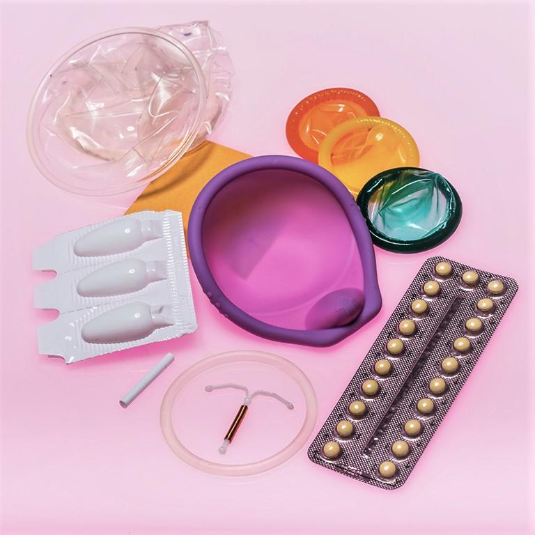 vrste kontracepcije